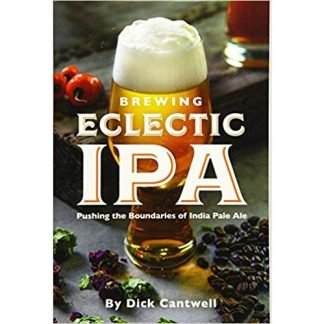 Brewing Eclectic IPA by Cantwell