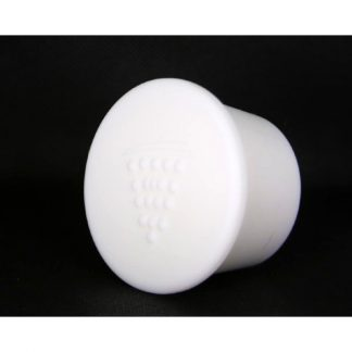 Silicone Solid Bung #10.5