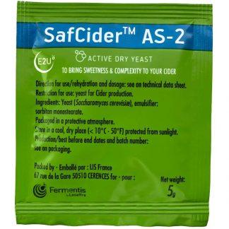 Fermentis SafCider™ AS-2 5g