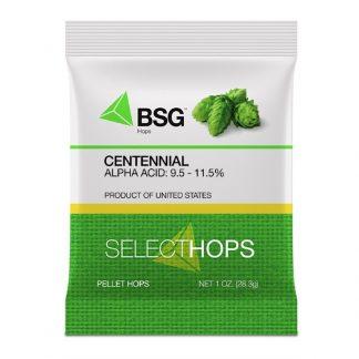 BSG Centennial Pellet Hops 1 oz.